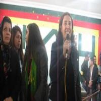 BDP Kulu Eş Başkan Adayı Esin Akgül - Yeniceoba