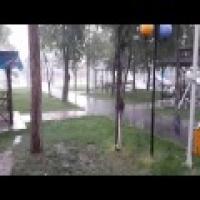 Yeniceoba Yağmur Yağışı - 01.06.2014