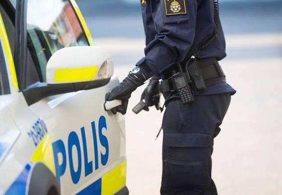 İsveç'in Falun kentinde bir adam ölü bulundu.