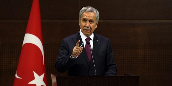 Arınç: HDP'nin yüzde 11-12 alması ihtimal