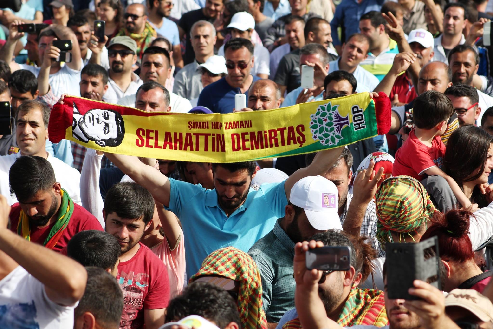 HDP İç Anadolu'da sürpriz yapacak