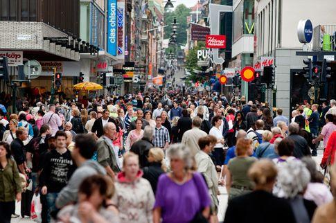2060 yılında İsveç nüfusunun 13 milyon olması bekleniyor