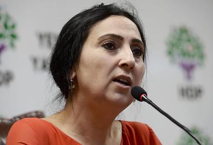 HDP Eş Genel Başkanı Yüksekdağ'dan hükümete IŞİD sorusu