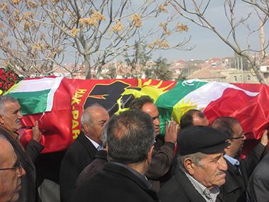 Mustafa Taşçı toprağa verildi.