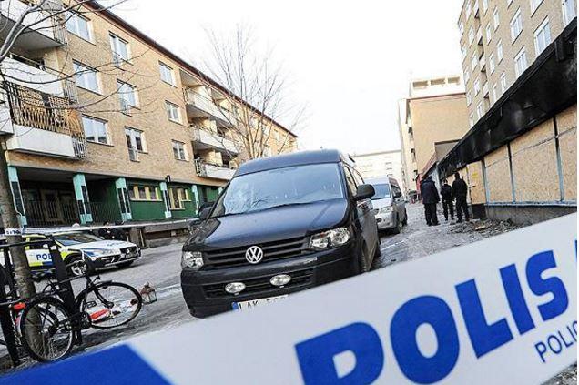 Cami cemaatine İsveç'te saldırı