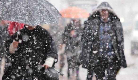 Meteoroloji uyardı... Dikkat! Kar geliyor