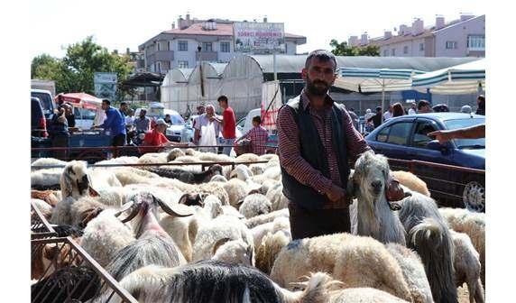 Konya'dan Kurban Bayramı Manzaraları