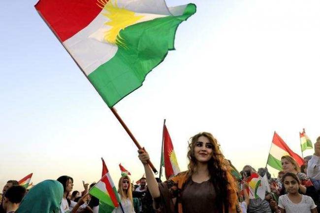 Suriye'de 'bağımsızlık' kutlaması