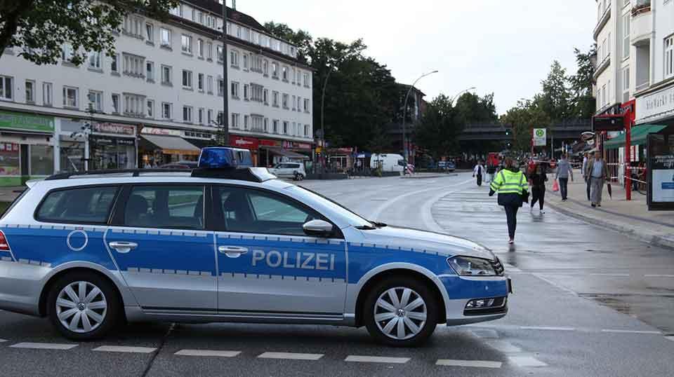 Almanya'da bıçaklı saldırıda çok sayıda kişi yaralandı