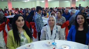 Figen Yüksekdağ Cihanbeyli'de Halkla İftar Yemeğinde Buluştu