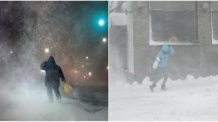 Dikkat hafta sonu İsveç'te kar yağışı bekleniyor