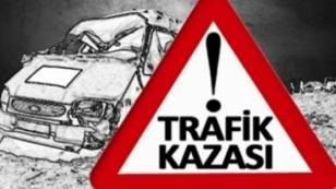 Konya'da trafik kazası