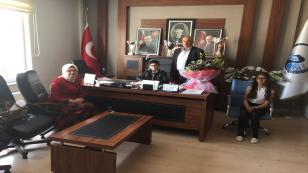 Cihanbeyli Belediyesi, Makamı Çocuklara emanet etti