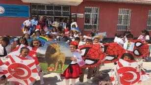 Cihanbeyli Belediyesi Gençlik Meclis'inden Güzel Bir Proje