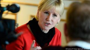İsveçli bakan: 'Ben de' cinsel tacize uğradım