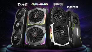 MSI Yeni GeForce RTX 2070 Serisini Duyurdu
