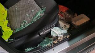 Gurbetçi aile Cihanbeyli'de maskeli ve bıçaklı 4 kişinin gasbına uğradı