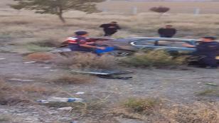 Yeniceoba'da Trafik Kazası; 3'ü Ağır 5 kişi yaralı