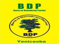 BDP Yeniceoba'da Toplanacak
