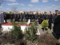 Kulu'da Şehitler Mezarları Başında Anıldı