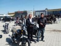 Yeniceoba'ya İşteburadayız Motosiklet Kulübü şubesi açıldı.