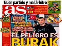Varsa yoksa Galatasaray