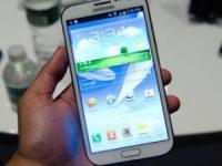 Galaxy Note 2'de Facebook Home Ekran Görüntüsü