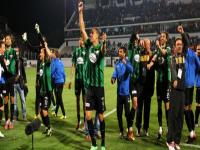 Spor Toto Süper Lig'de tarih yazıyorlar