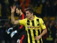 Dortmund evinde Madrid'i ağlattı! Lewandowski..