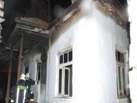 Konya'da tek katlı ev 3 günde 2 kez yandı