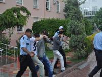 Cihanbeyli'de Hırsızlık