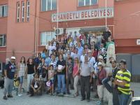 16 Ülkeden Gelen Fotoğrafcılar Cihanbeyli'yi Fotoğrafladı