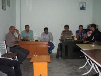Yeniceoba BDP Gençlik Kolları Toplantı Yaptı
