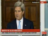 ABD Dışişleri Bakanı John Kerry'den önemli açıklama!