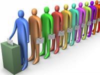Akp Cihanbeyli'de Seçim Anketi Yaptı