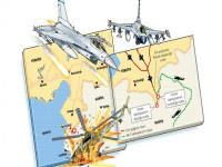 'İhlali' F-16'lar cezalandırdı!