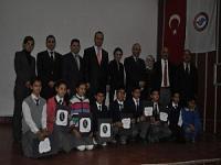 Cihanbeyli'de Öğretmenler Günü Kutlamaları