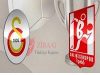Galatasaray Balıkesirspor maçı ne zaman saat kaçta (Galatasaray GS Balıkesir maçı hangi kanalda)