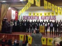 BDP Aday Adayları Yeniceoba Seçim Bürosunda Halkla Buluşuyor
