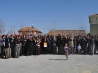 Ak Parti Cihanbeyli Kadın Kollarından Belde ve Köylere Ziyaret