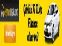 Gurbetçileremizi Uygun Fiyata Rent a Car