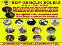 Yeniceoba BDP Gençlik Şöleni