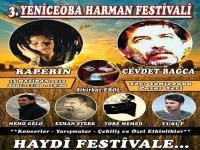 3. Yeniceoba Harman Festivali'ne Son 4 Gün