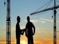 Yurtdışı inşaatta görüntü var ses yok