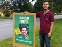 İsveç'te 19 yaşındaki Türk siyasetçi 'tercihli oy kralı'