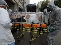 Nijerya uyruklu kişide Ebola şüphesi