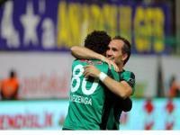 Akhisar Belediyespor, Fenerbahçe'ye ilk mağlubiyetini tattırdı