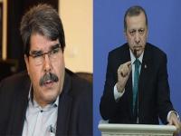 """Erdoğan, """"ÖSO Kobani'de savaşacak"""" dedi, Müslim yalanladı"""