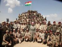 Kobani'ye Peşmerge geçişi
