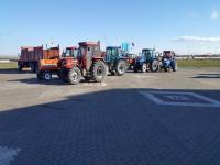 Yeniceoba'da Traktör Vize Günü